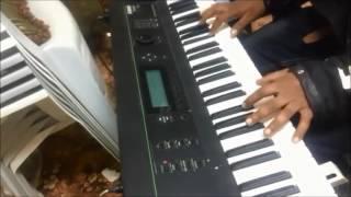 Electro-Light - Symbolism piano cover
