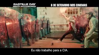 Bastille Day - Missão Antiterrorista - TV SPOT OFICIAL LEGENDADO PT