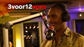 Interview William Kouam Djoko - Live @ 3voor12 Radio