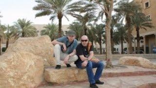 Sabin i Jacek w Arabii Saudyjskiej