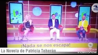 FUERZAS EXTRAÑAS EN LA NOVELA DE PATRICIA THERÁN