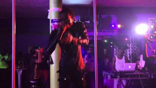 "Ryme Minista Performs ""Badness"" @ Krish Genius Bday Bash April 22nd, 2015"