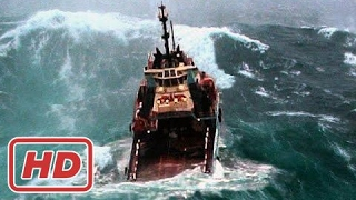 [ Mr Kevin ] Offshore Ship  in Heavy Storm on the North Sea
