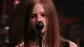 Avril Lavigne - Things I'll Never Say (Live)