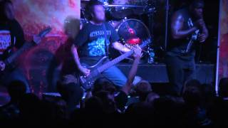 "Oceano - ""Samael the Destroyer"" LIVE *HD*"