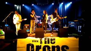 Země vzdálená (The Drops & Majda Mošnerová LIVE Praha Nová Chmelnice)