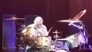 Deep Purple - Ian Paice Drum Solo Snip - 8/4/2015