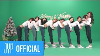 "TWICE ""Heart Shaker"" Dance Video (Studio Ver.)"