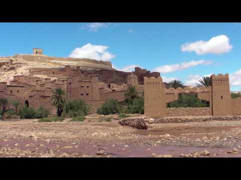 モロッコ サハラ砂漠ツアー アイト・ベン・ハッドゥ