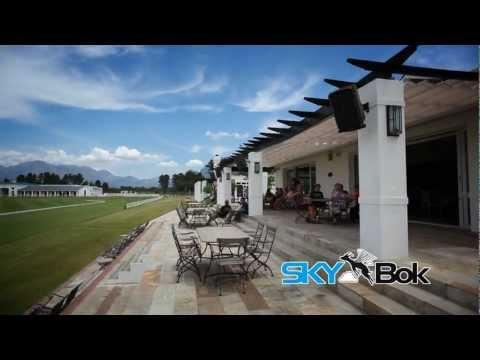 Skybok: Val De Vie Polo Club & Pavilion (Franschoek, South Africa)