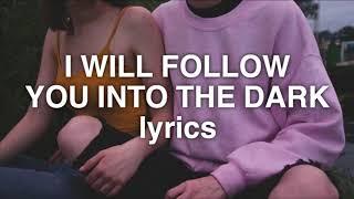 YUNGBLUD, Halsey - I Will Follow You Into The Dark cover (Lyrics)