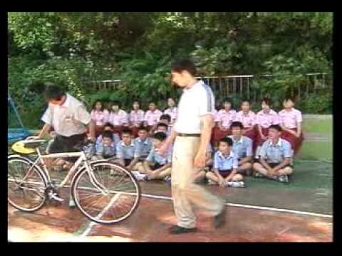 [ 168 交通安全 ] 腳踏車騎乘常識-上學篇