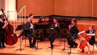 Astor Piazzolla - Oblivion - Tango - The Academy of Chamber Music Performance