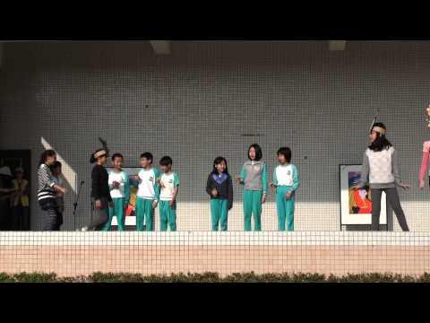 104年221世界母語日晨會宣導表演 - YouTube