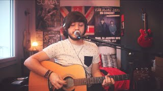 """Foo Fighters - Something From Nothing (Max from """"Starvage"""" Acoustic Cover)"""