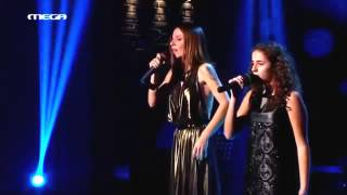 Ευρυδίκη feat. Κατερίνα - I Dreamed A Dream (The Music School Final)