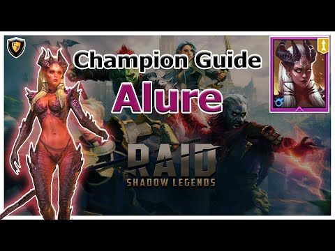 RAID Shadow Legends | Champion Guide | Alure