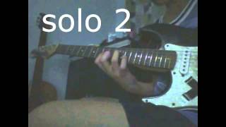 Used To Love Her by Guns N' Roses (guitar solo cover)