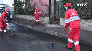 Rabat : la commune urbaine renforce les opérations d'hygiène et de nettoyage