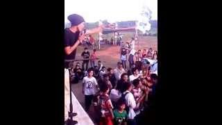 SegaRas Live - Collie Herb Man