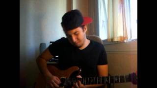 SLASH feat. FERGIE - Beautiful Dangerous Solo Cover BY ALI SOKRI (HQ)