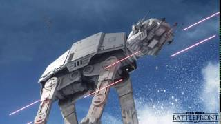 Star Wars Battlefront AT-AT Alarm Siren Sound Effect