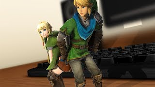 【MMD 60fps 1080p 】Shake It Off【Link and Linkle】