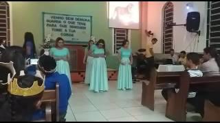 Coreografia O maior troféu grupo de dança UPF