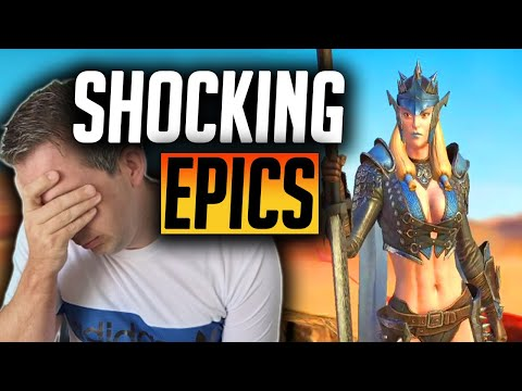 10 WORST EPICS IN RAID! BUFF THESE!! | Raid: Shadow Legends