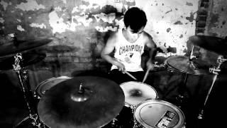 Skrillex - Ragga Bomb (Zomboy VS Skrillex Remix) [DRUM COVER|BASTIAN PARDO]