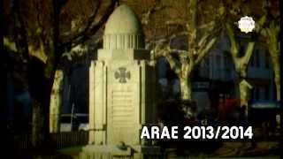 Abertura Regional do ano Escutista 2013/2014