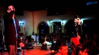 La Recta del Flow - La Mariposa - Live (Salon Benny More)