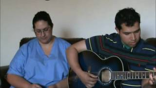 No weapon - Fred Hammond (cover)