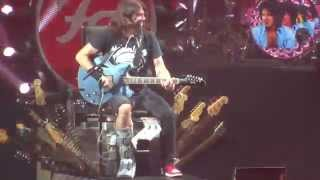 """FULL HD ♫ Foo Fighters """"Learn to Fly"""" Live @ Bologna Unipol Arena"""