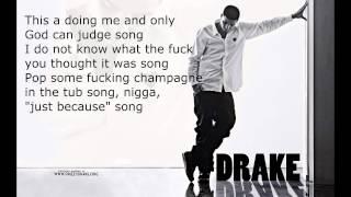 Drake - Trophies (LYRICS ON SCREEN)
