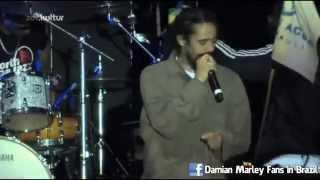 Damian Marley & Nas - Welcome to Jamrock live Splash 2010