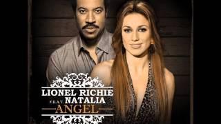 Natalia & Lionel Richie Angel