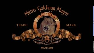 New MGM Intro (Funny)