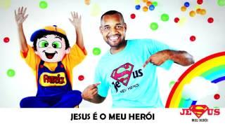 FUNK GOSPEL 2017 🎶 JESUS É MEU HERÓI MC GODOY ● ( IGOR DJ UFG ) ®