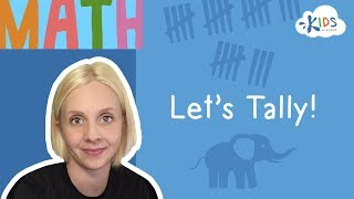 Zoo Tally Chart: Counting with Tally Marks