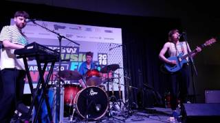 Rozi Plain - Actually (Austin Convention Center International Day Stage - SXSW 2016)
