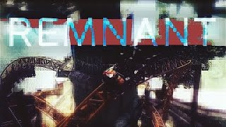 'Remnant' TERRA Park NoLimits 2 Coaster (feat. Nine Inch Nails) HD