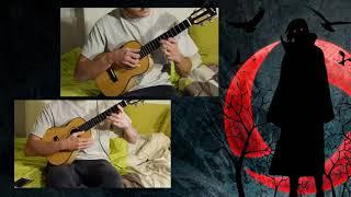 Naruto Shippuden  - Senya (Itachi's Theme ukulele cover)