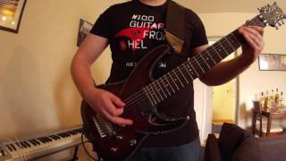Wonder Woman Theme - Zimmer/Guo Cover