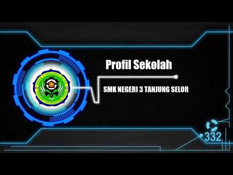 Profile SMKN 3 Tanjung Selor