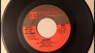 Jackson , Nancy Sinatra & Lee Hazlewood , 1967 Vinyl 45RPM
