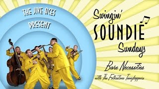 The Jive Aces Swingin' Soundies - Bare Necessities feat. The Folkestone Teenyboppers (Disney Cover)