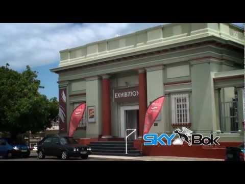 Skybok: Nelson Mandela Metropolitan Art Museum (Port Elizabeth, South Africa)