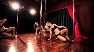 "Usher - ""I Don't Mind"" ft. Juicy J - Choreography & Polework"