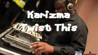 Dj Sawman Presents Saw vol 1no.20 Karizma Twist This